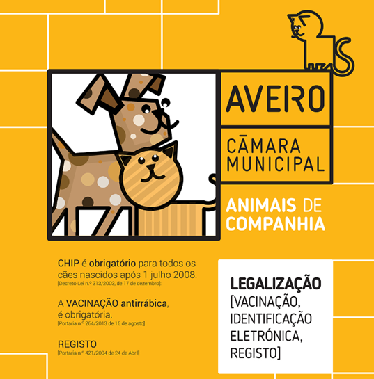 Legalize o seu animal