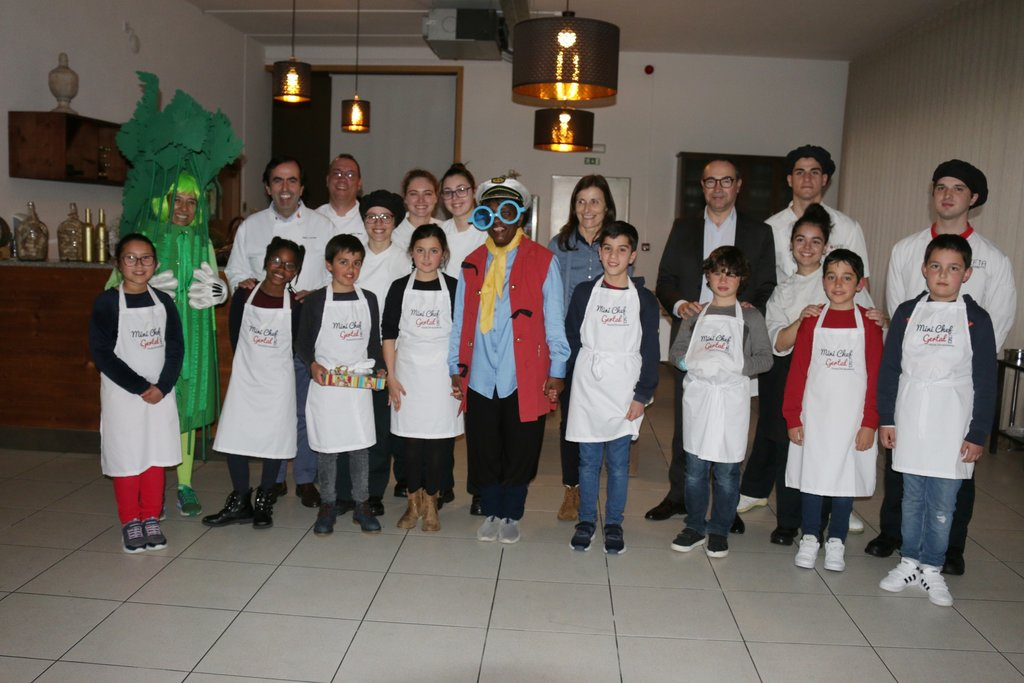 FINAL DO CONCURSO MINI CHEF GERTAL